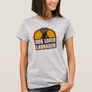 Hundeliebhaber-Labrador retriever-Hund züchtet T-Shirt