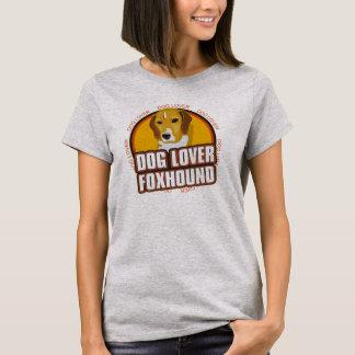 Hundeliebhaberfoxhound-Hund züchtet Geschenke T-Shirt