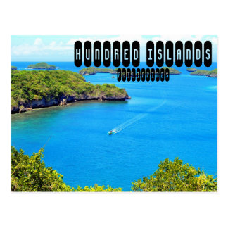 Hundert Inseln Postkarte