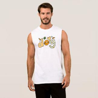 Hundet-shirt Ärmelloses Shirt