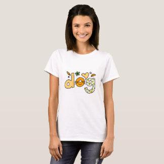 Hundet-shirt T-Shirt