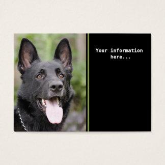 Hundetraining Visitenkarte