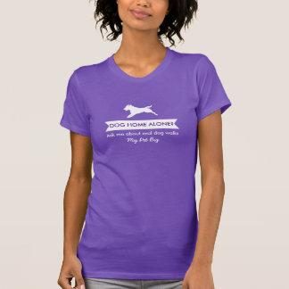 Hundewanderer-Personal-T - Shirt - Personalizable