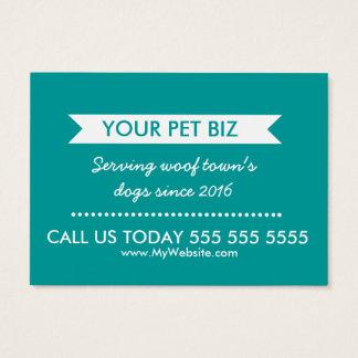 Hundewanderer-Visitenkarte - Personalizable Visitenkarte