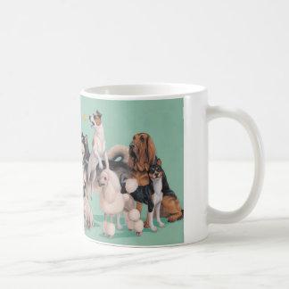 Hundezucht-Diversity Kaffeetasse