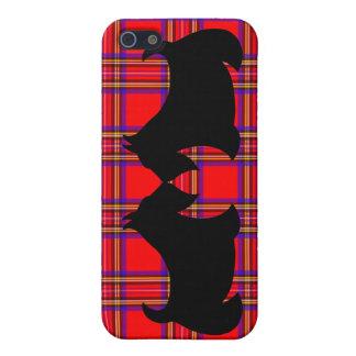 Hundscottish-Terriers Scotty iPhone Fall iPhone 5 Etui