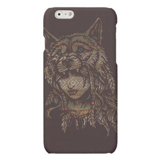 Hungrig wie der Wolf iPhone 6/6s Mattendfall