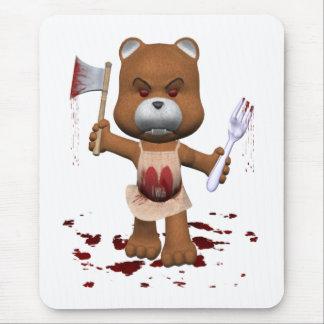 Hungriger Bär Mousepad