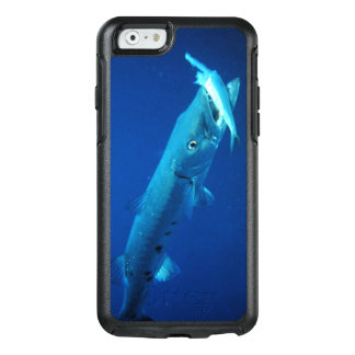 Hungriger Barracuda OtterBox iPhone 6/6s Hülle