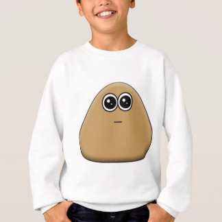 Hungriges Pou Sweatshirt