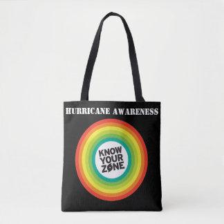 Hurrikan-Bewusstsein Tasche