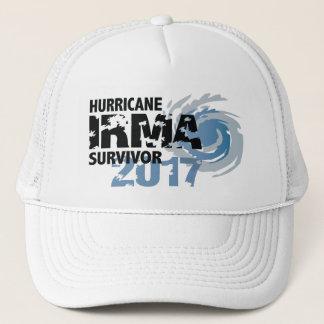 Hurrikan-Irma-Überlebend-Floridahut 2017 Truckerkappe