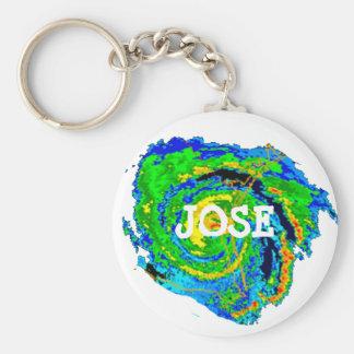 HURRIKAN-JOSEschlüsselkette Schlüsselanhänger