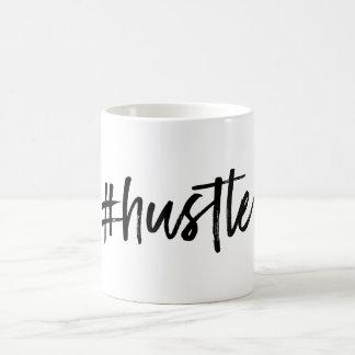 #hustle Kaffee-Tasse Kaffeetasse