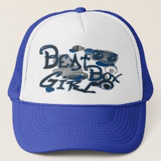 Hut Beatbox Mädchen-B Truckerkappe
