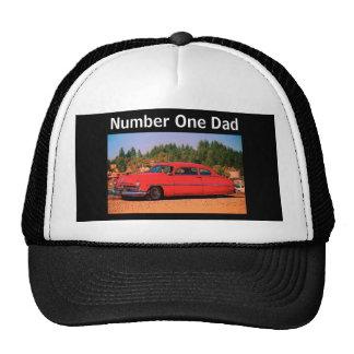 Hut des Vatertags-(Auto) Retrocap
