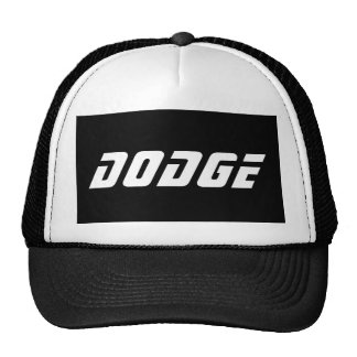 Hut - Dodge Truckermützen
