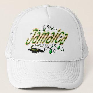 Hut Jamaikas Jamaika Truckerkappe