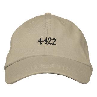 Hut mit 4422 Vatis Bestickte Baseballkappen