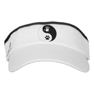 Hüte: HandToPaw Strick Maske Visor
