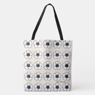 Hütte-Blumen (c) BrautCream* Petunia'_ Multi-SZ Tasche