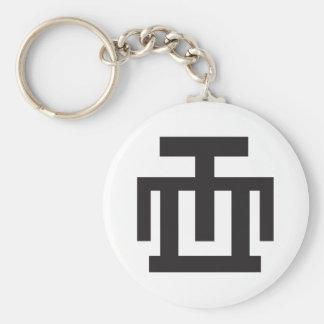 HWE MU Symbol DUA   der Schlüsselanhänger