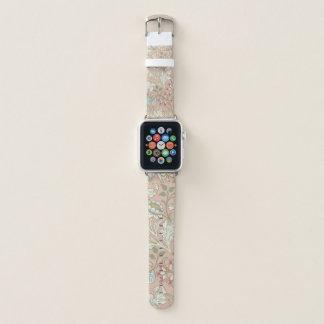 Hyazinthe Vintages BlumenGalleryHD Williams Morris Apple Watch Armband