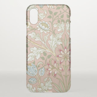 Hyazinthe Vintages BlumenGalleryHD Williams Morris iPhone X Hülle