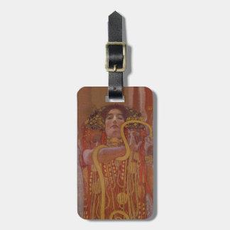 Hygeia durch Gustav Klimt Kofferanhänger