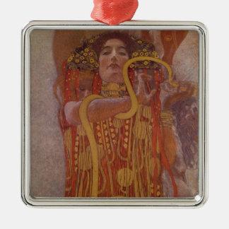 Hygeia durch Gustav Klimt Silbernes Ornament