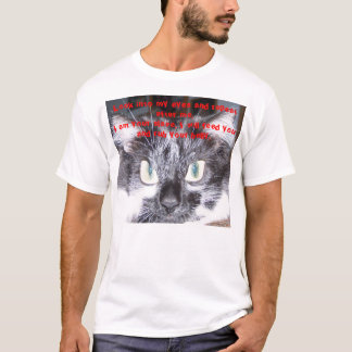 hypno Katze T-Shirt