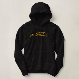 Hyundai-Genese-Coupé Bestickter Hoodie