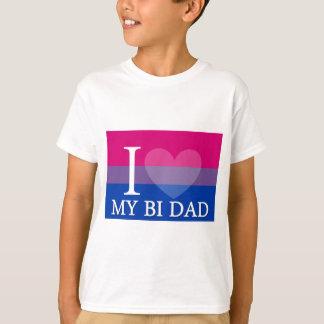 I <3 mein Bi-Vati T-Shirt