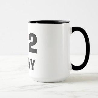 I beten Liebe 2 Kaffee-Tasse Tasse