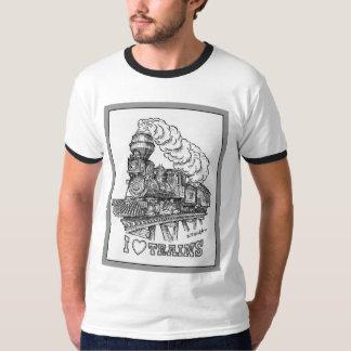 I bildet Liebe T - Shirt aus