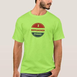 I Bouldered heute T-Shirt