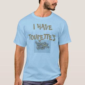 I der Männer HABEN T-Shirt TOURETTS