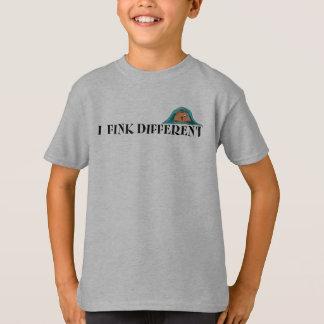 I Fink unterschiedlich - Kinder helle T T-Shirt