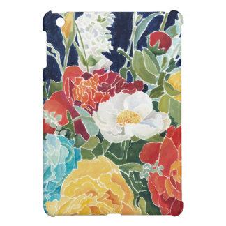 I floral de minuit étui iPad mini