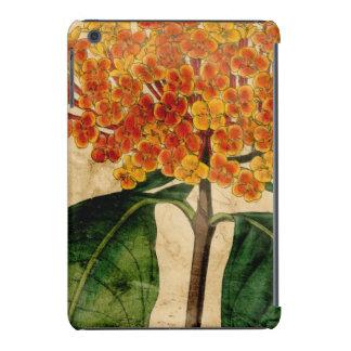 I floral vibrant coques iPad mini
