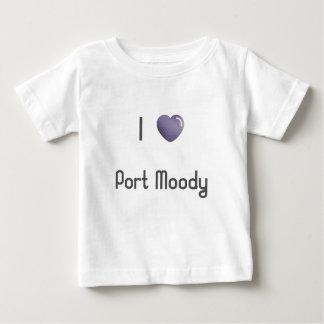 💜 I Hafen schwermütig Baby T-shirt