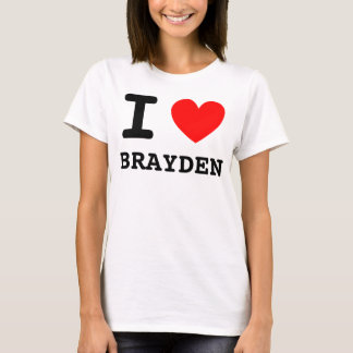 I Herz Brayden Shirt