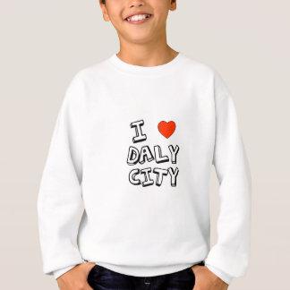 I Herz Daly City Sweatshirt