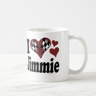 I Herz Jimmy Kaffeetasse