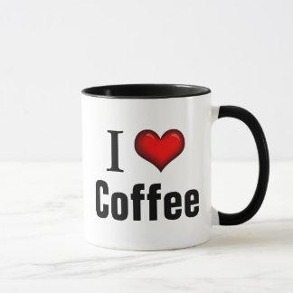 I Herz-Kaffee ~ Tasse