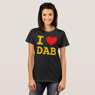 I Herz-Klecks-Shirt T-Shirt