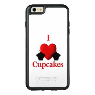 I Herz-kleine Kuchen OtterBox iPhone 6/6s Plus Hülle