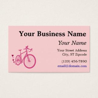 I [Herz] mein Fahrrad Visitenkarte