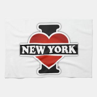 I Herz New York Geschirrtuch