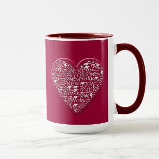 I Herz New York, zum von Hurrikan-Sandy-Entlastung Tasse